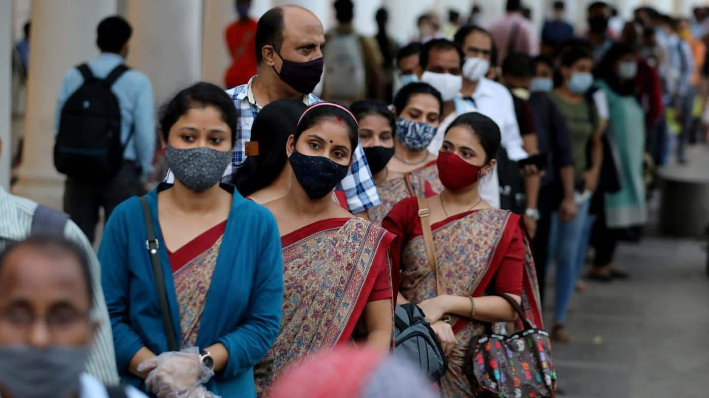 Coronavirus: India's tally reaches 91.7 lakh; over 86 lakh recovered