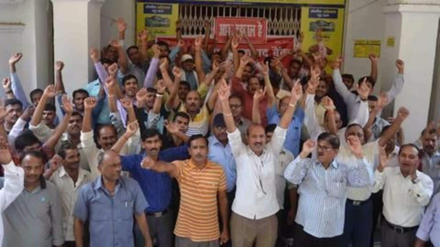 Demonetization: Bankers threaten to go on a nationwide strike
