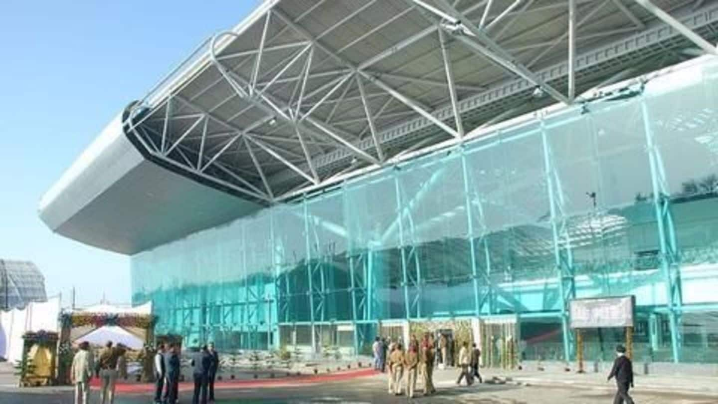 Bomb scare at Amritsar airport