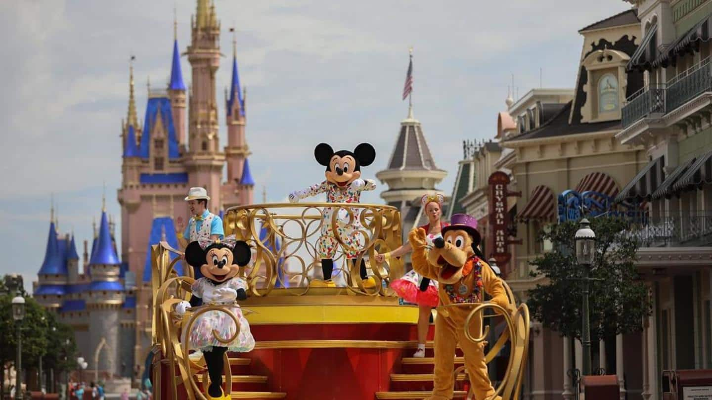 Walt Disney World to reduce visiting hours of theme parks