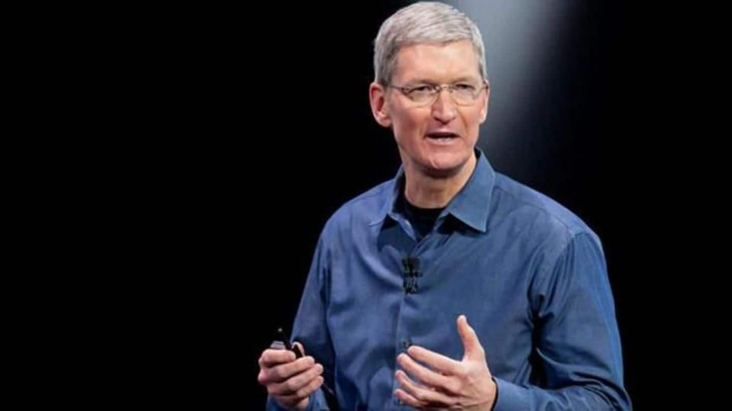 Apple's event begins: iPhone, Watch, Apple TV unveiled