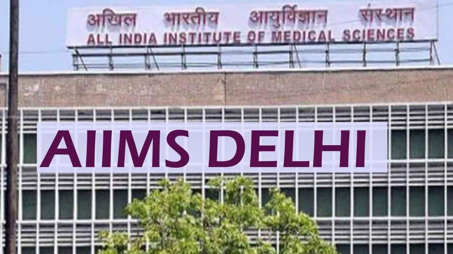 Delhi: AIIMS nurses strike indefinitely over salary payments