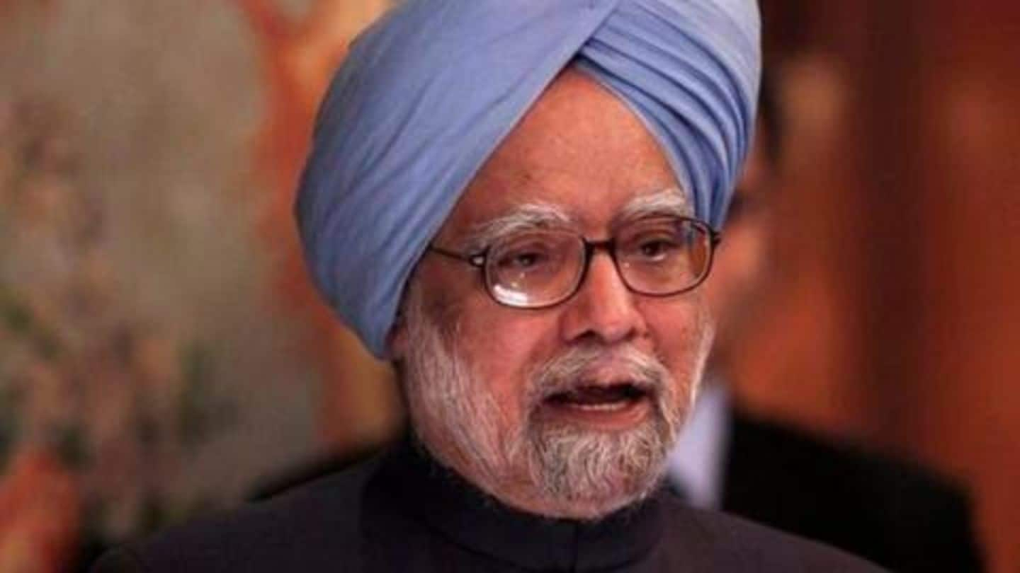 Former PM Manmohan Singh admitted to AIIMS: Details here