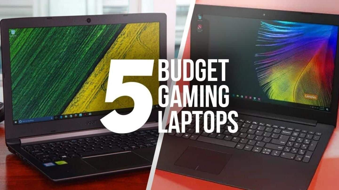#TechBytes: 5 best gaming laptops available in India