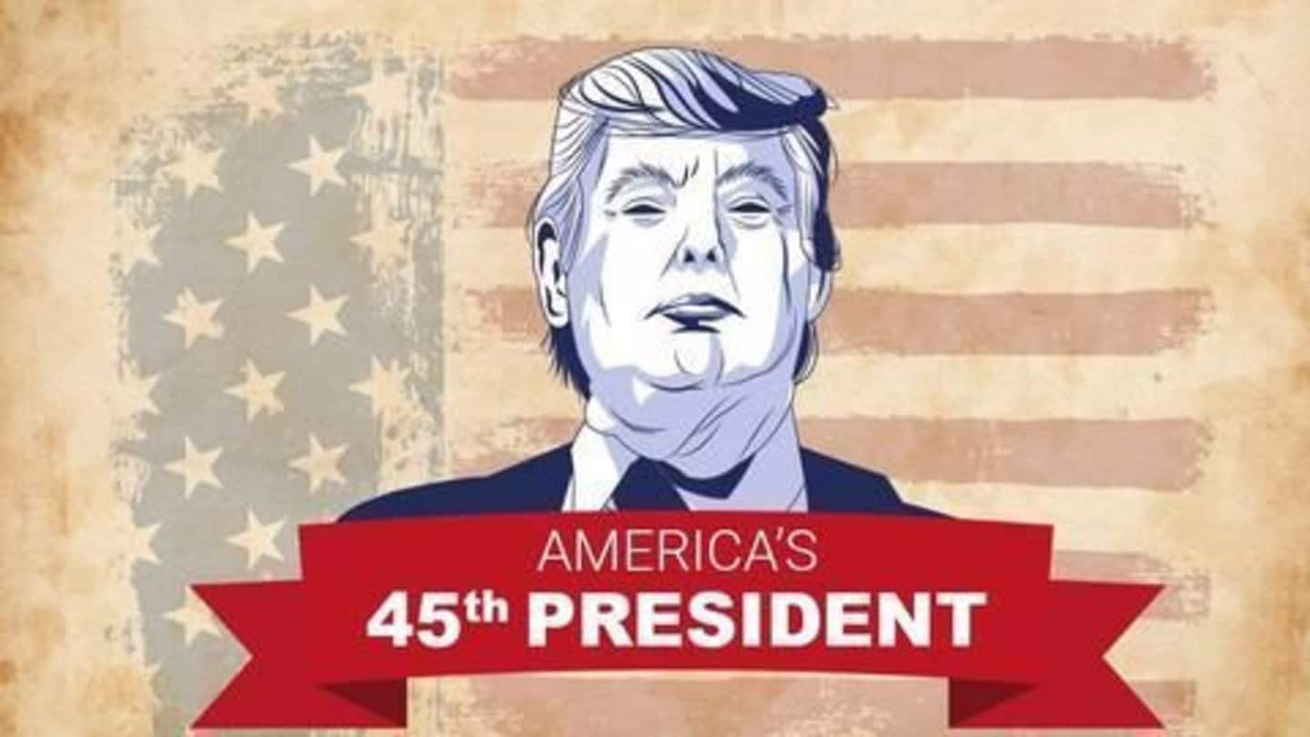 The 58th US Presidential Inauguration: All eyes on Trump!