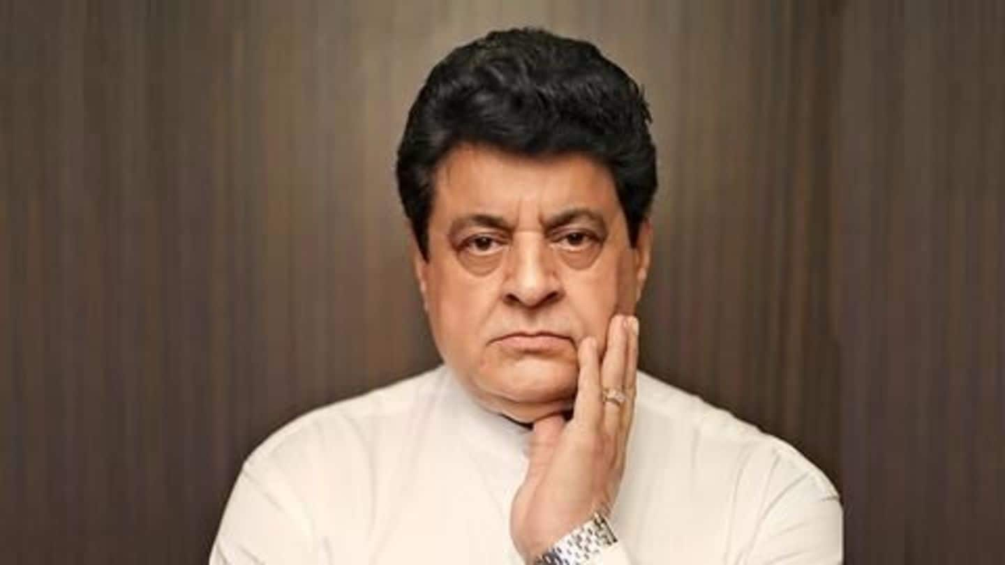 FTII chairman Gajendra Chauhan set to retire on March 3
