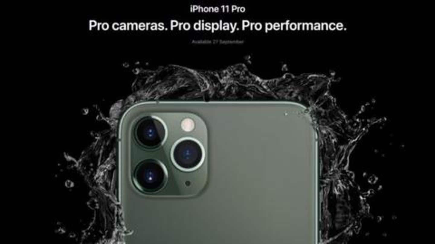 #TechBytes: 5 best camera features in iPhone 11 Pro family