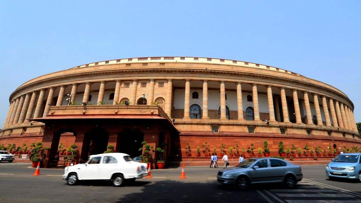 Rajya Sabha passes farm bills amid Opposition protests; House adjourned