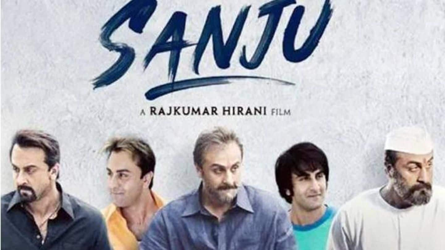 How much did Sanjay Dutt charge for 'Sanju'?