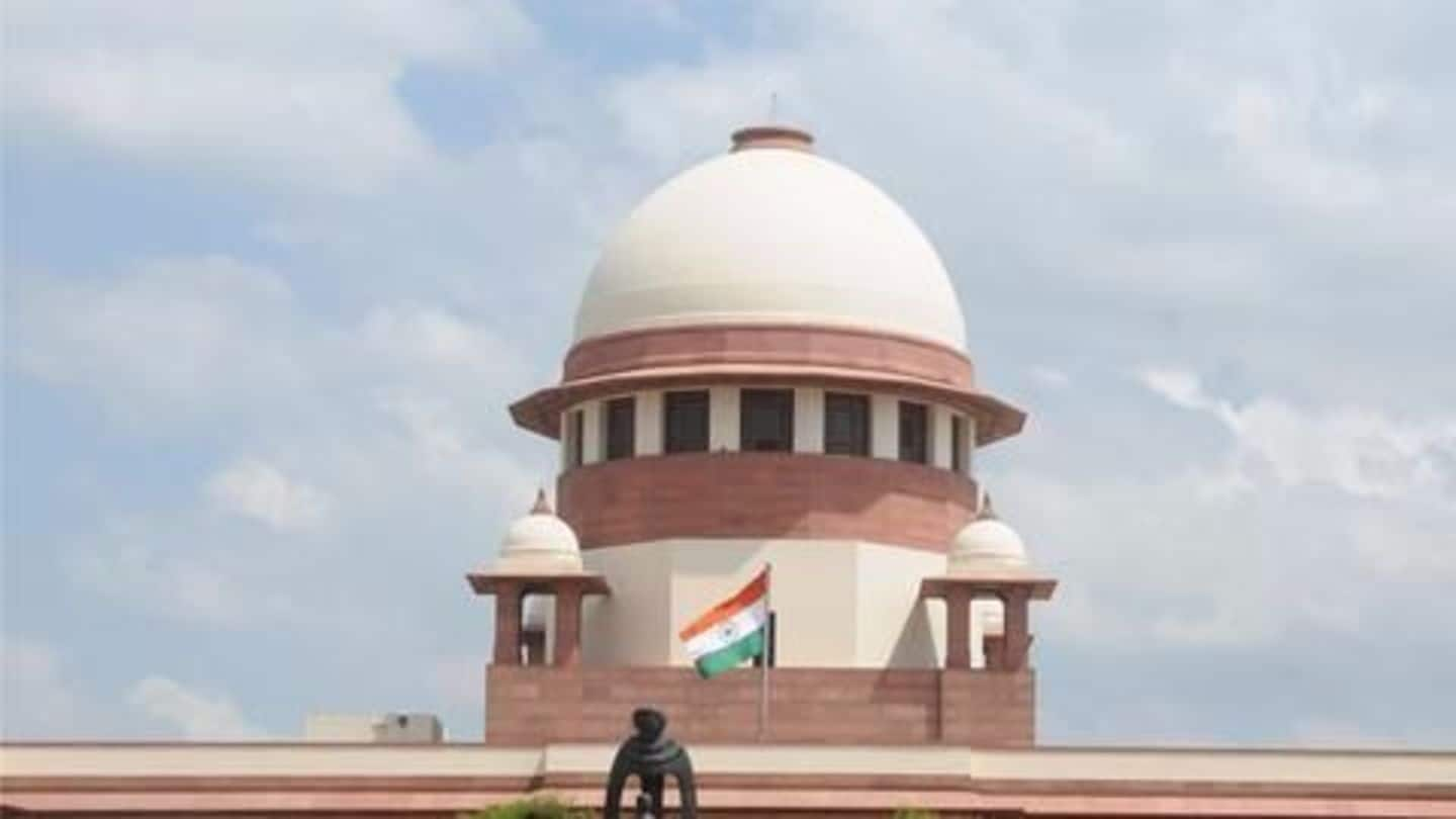 SC examining feasibility of playing National Anthem at Parliament, schools