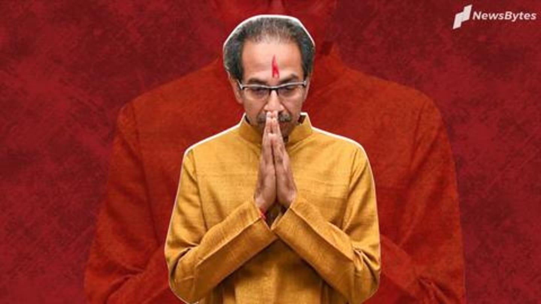 Uddhav Thackeray takes oath, first Thackeray to be the CM