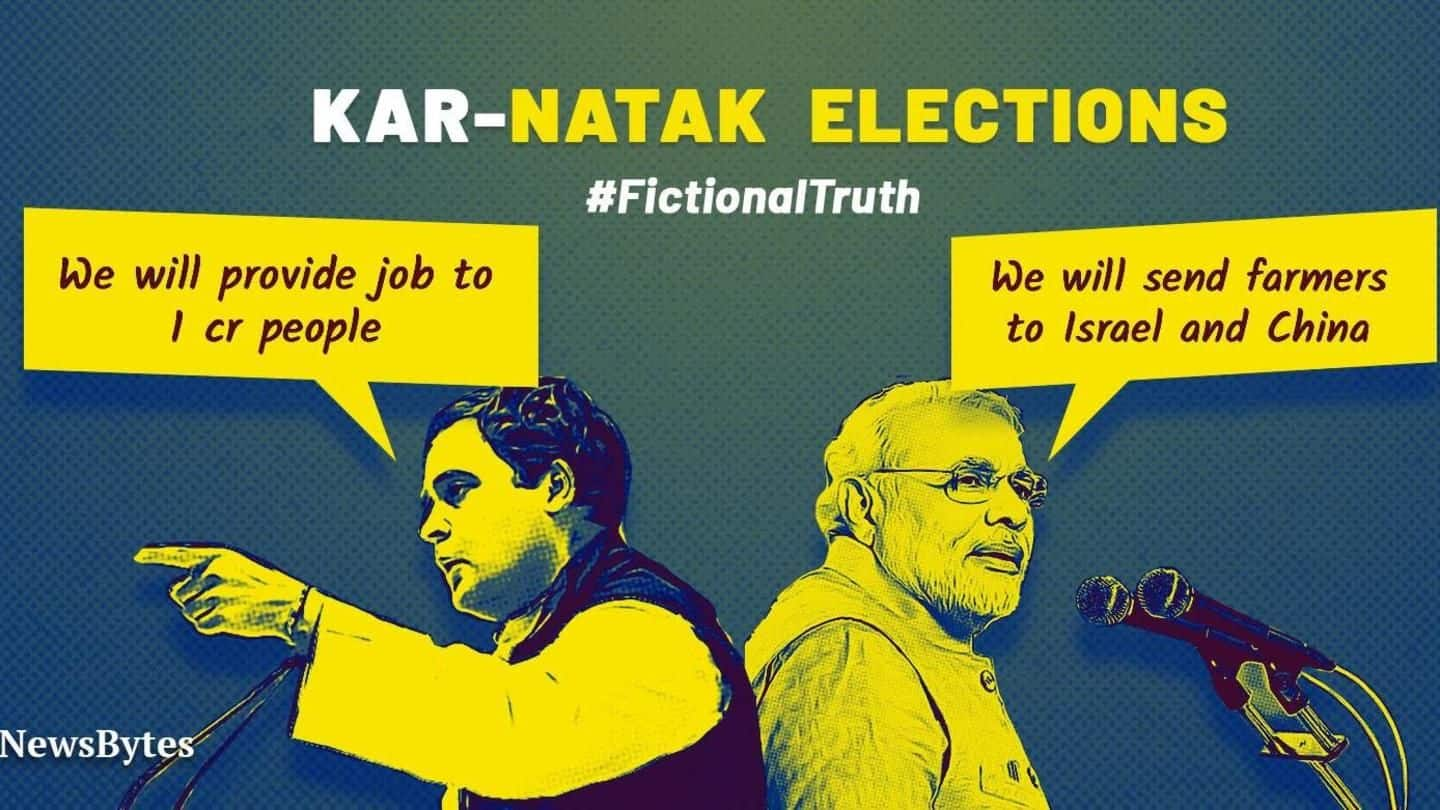 Karnataka elections: First battle for the upcoming war in 2019