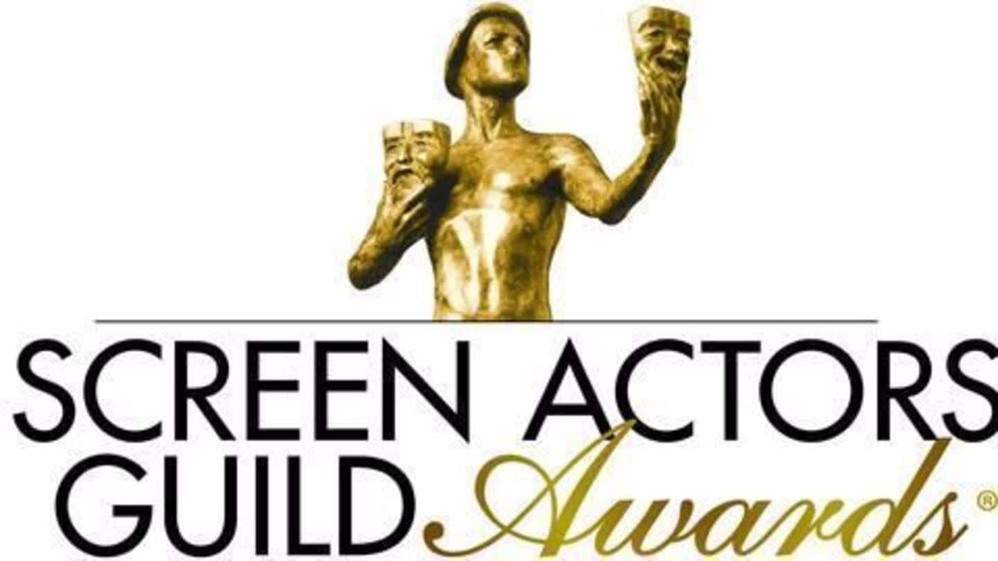 SAG Awards 2017 turns political