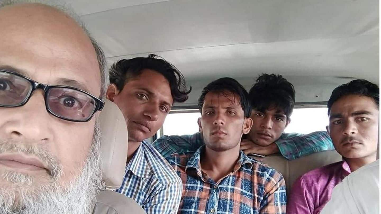 #PehluKhanLynching: Witnesses, including sons, fired at by unidentified men