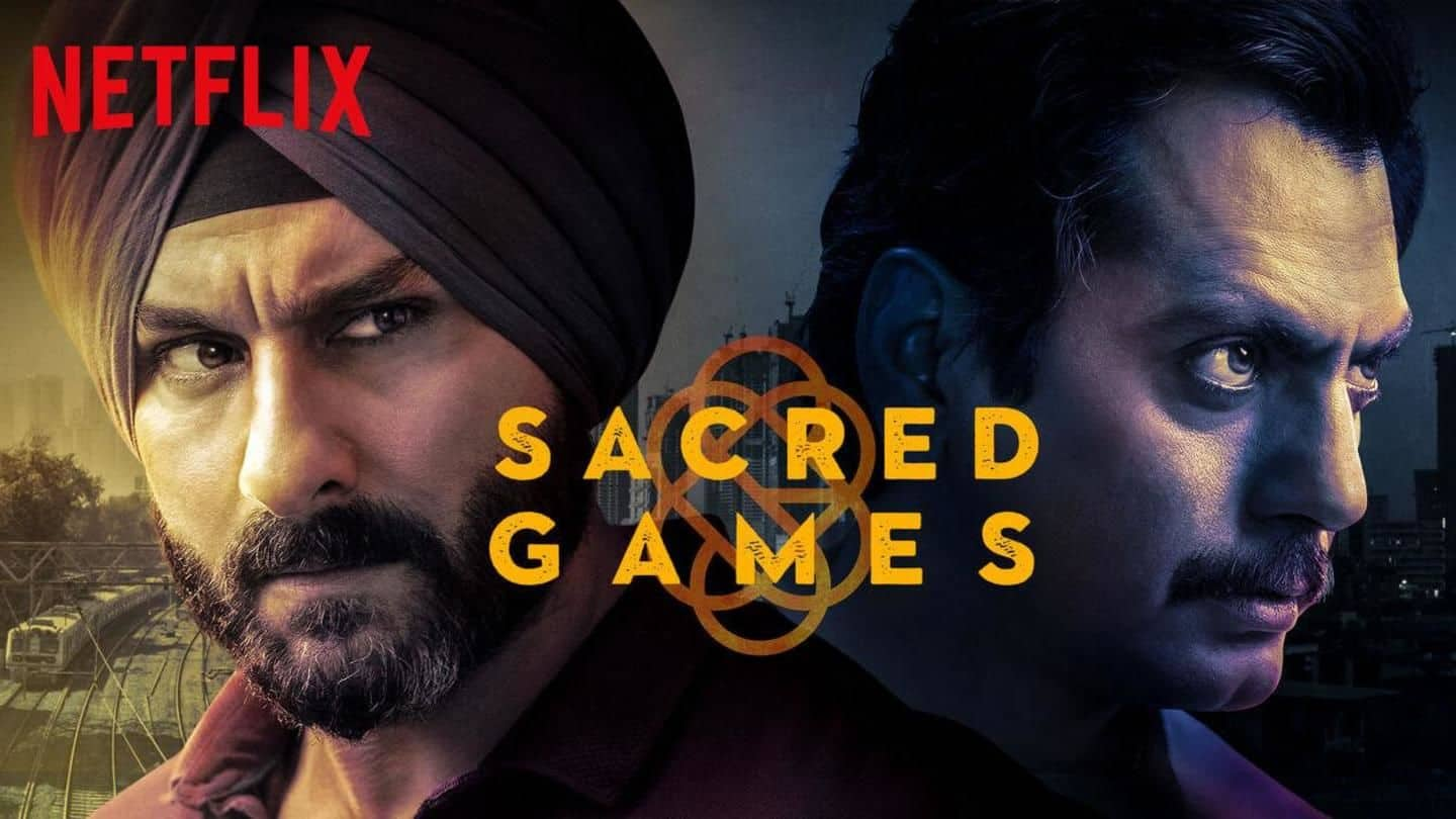 Bollywood screwed up 'Sacred Games', and let's just accept that