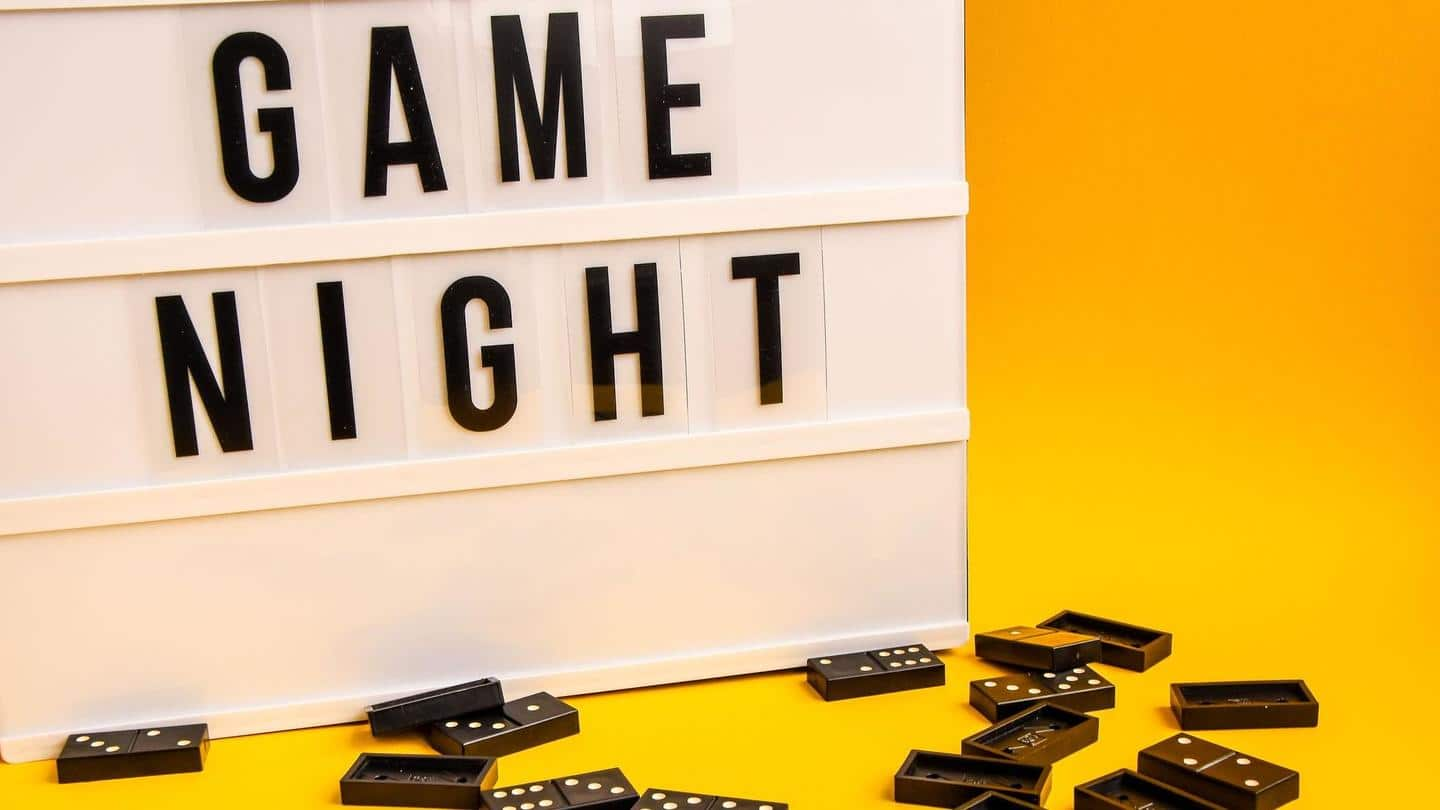 Want to host a virtual game night? Some ideas suggested