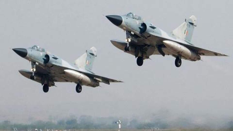 India drops 1,000 kg bombs across LoC, destroys terror camps