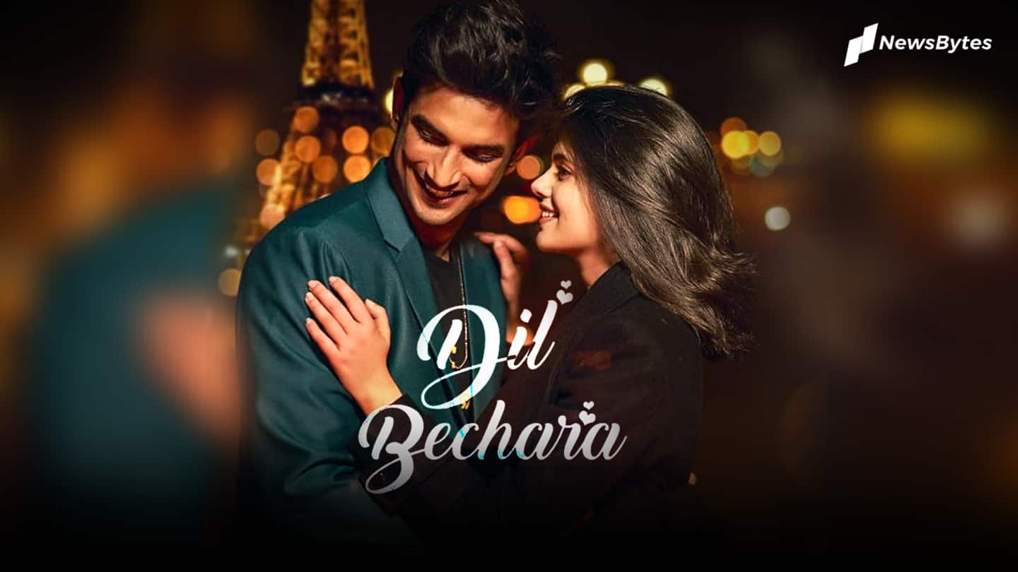 'Dil Bechara' review: Sushant's charm, love, and the heartache