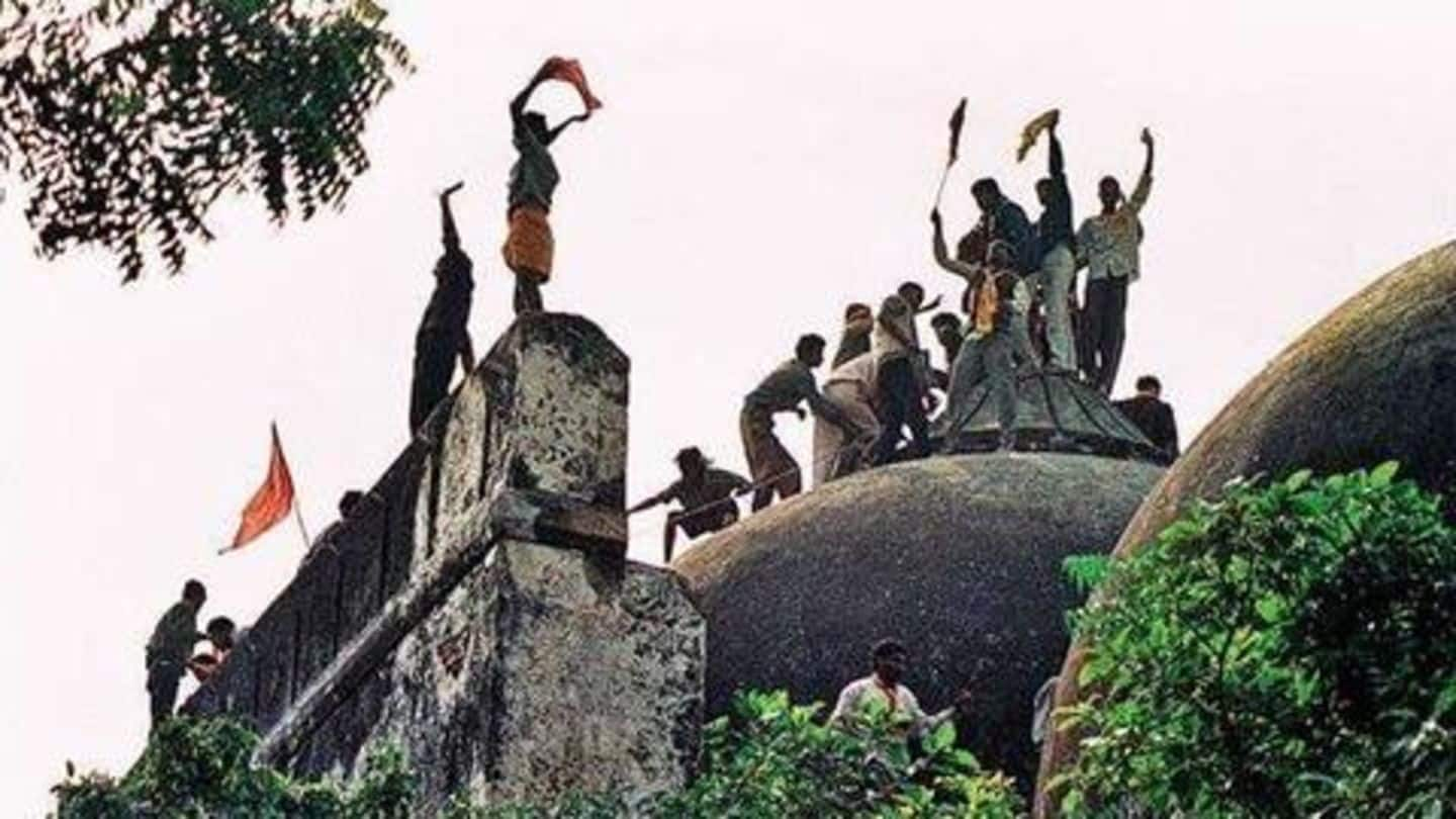 RSS-run Karnataka school stages play where students 'demolish' Babri Masjid