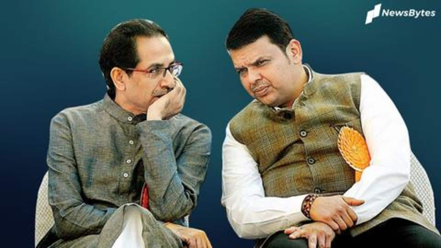 President's Rule in Maharashtra if no consensus by November-7: BJP