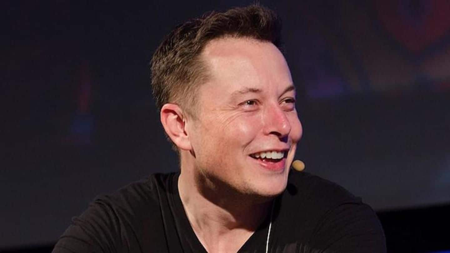 Elon Musk might visit India in early 2019