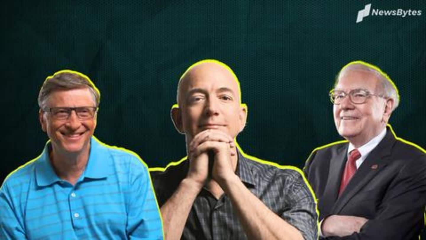 Jeff Bezos gave $131M to charity, 0.1% of his wealth