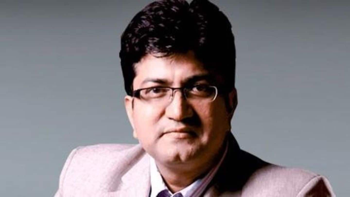 Report: First film under Prasoon Joshi denied certificate