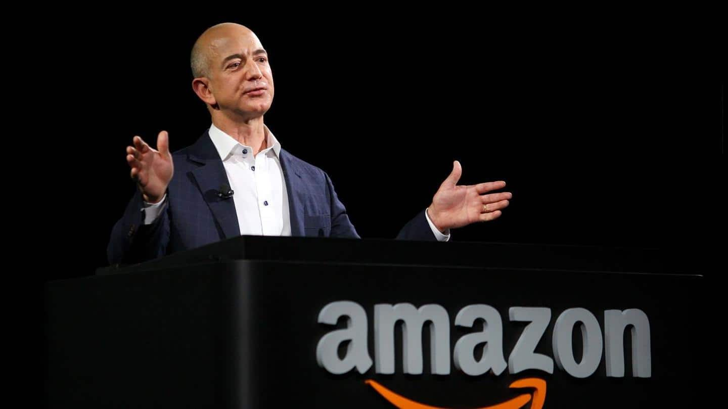 NewsBytes Briefing: Jeff Bezos is now worth $200bn, and more