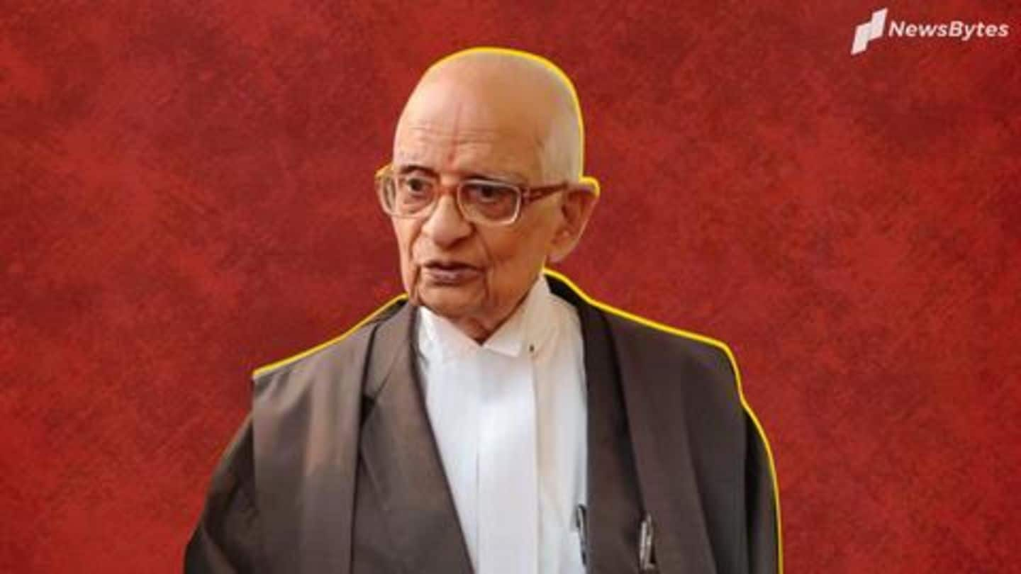 Ayodhya case: Meet the 92-year-old lawyer who defended Lord Rama