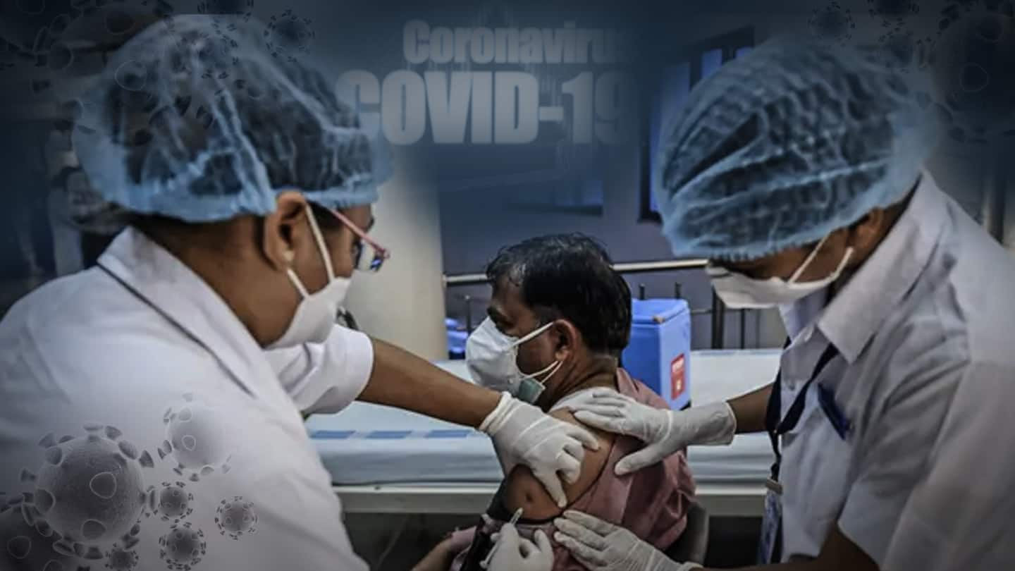 Free COVID-19 vaccine shots for senior citizens from March 1