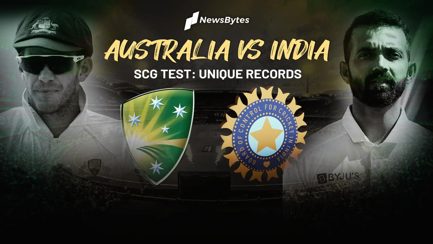 Australia vs India, Third Test: Unique records scripted on Day-2