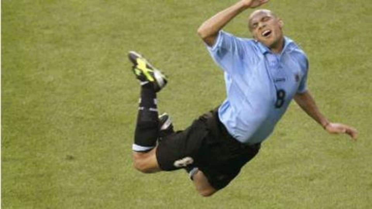 Ranking the funniest moments in football