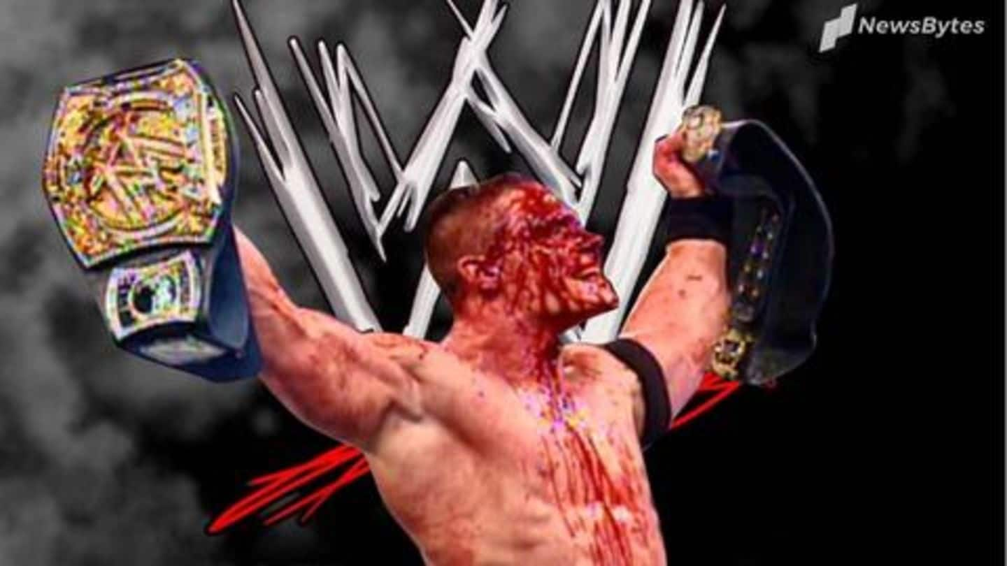WWE: Ranking the most brutal matches of all time