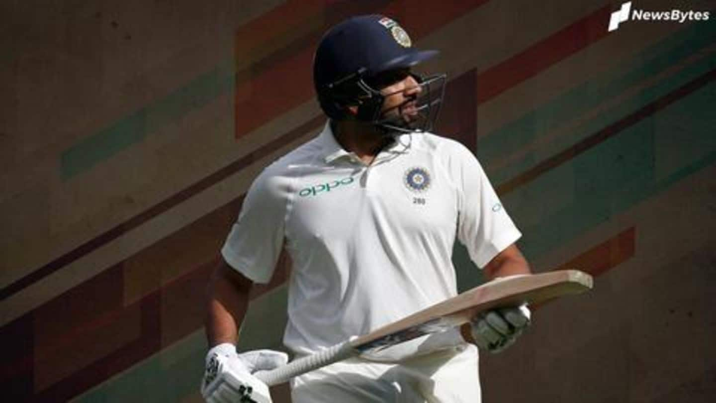 India vs South Africa: Rohit scores century- List of records