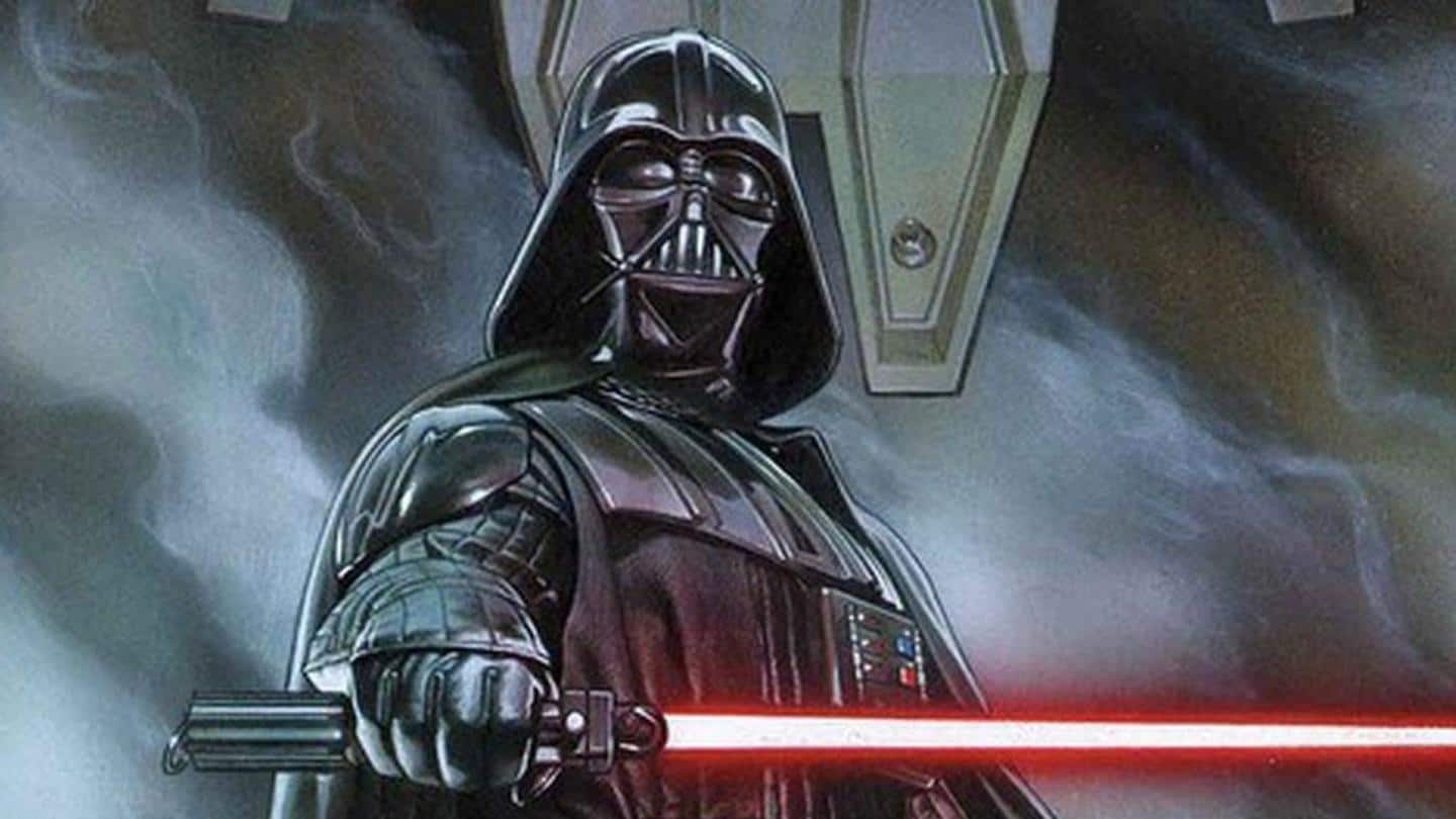 #ComicBytes: Four interesting facts from the Darth Vader comics