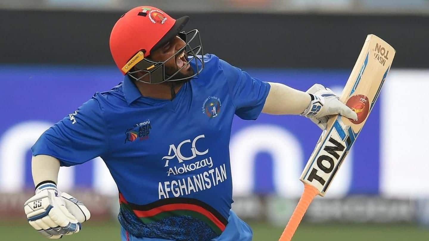 Afghanistan manage a tie against India: Here're the records broken