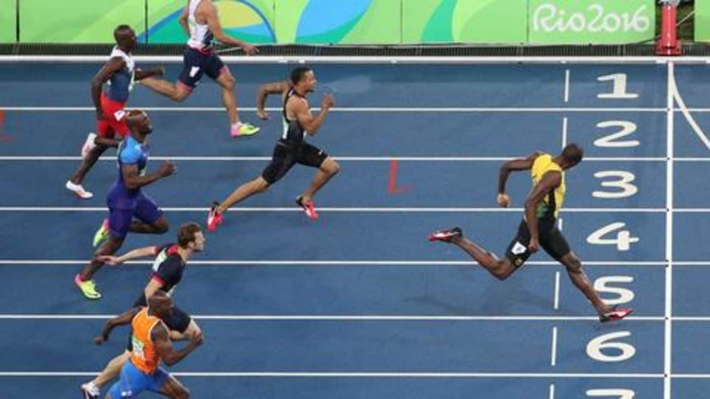 Five embarrassing moments from Olympics