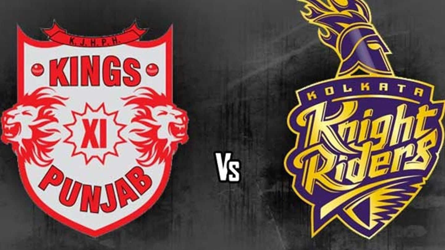 KKR vs KXIP: Here's your guide to pick Dream XI