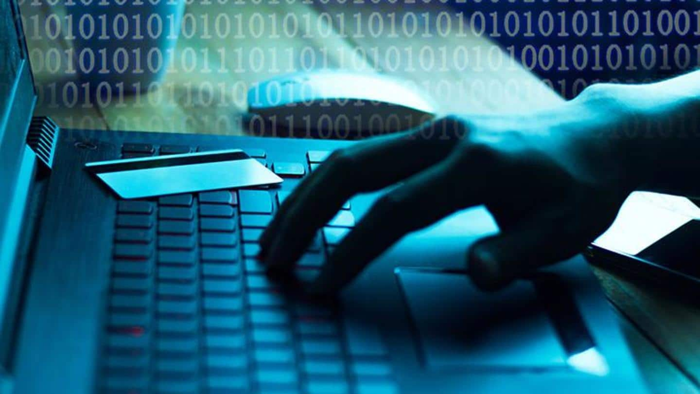 Man held for hacking account, morphing cousin's fiance's photos