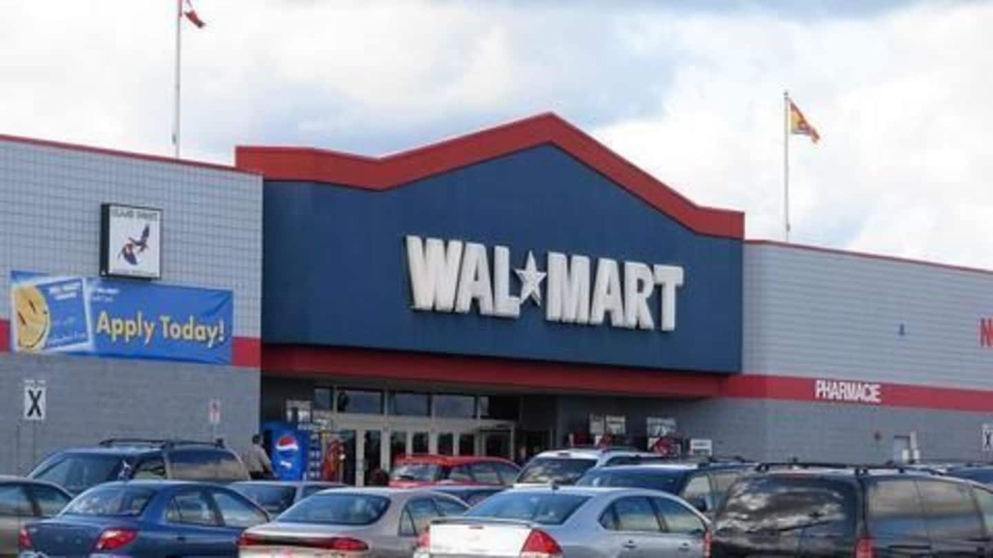 Walmart to open 50 stores in India