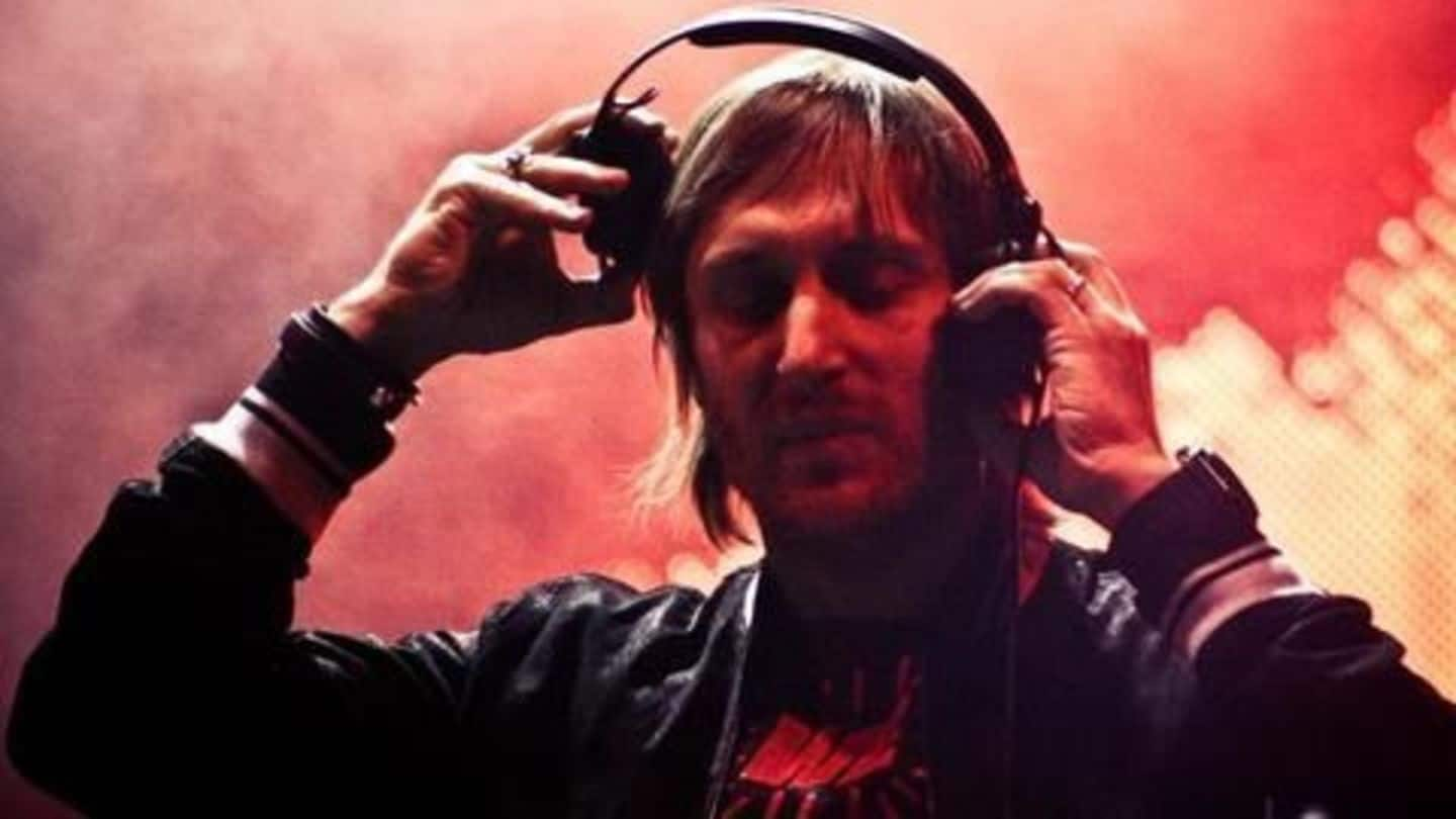 David Guetta to play in Mumbai
