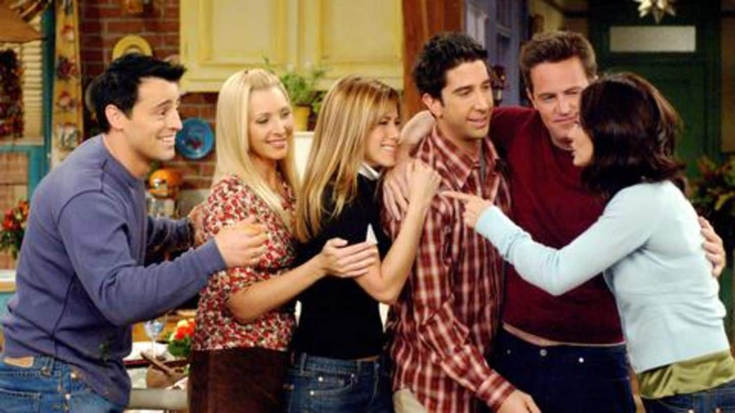 F.R.I.E.N.D.S reunion is finally happening, and Oh My God!