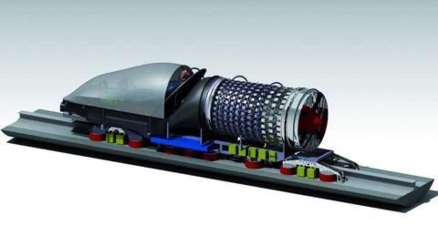 Musk's Hyperloop competitor eyes Indian markets