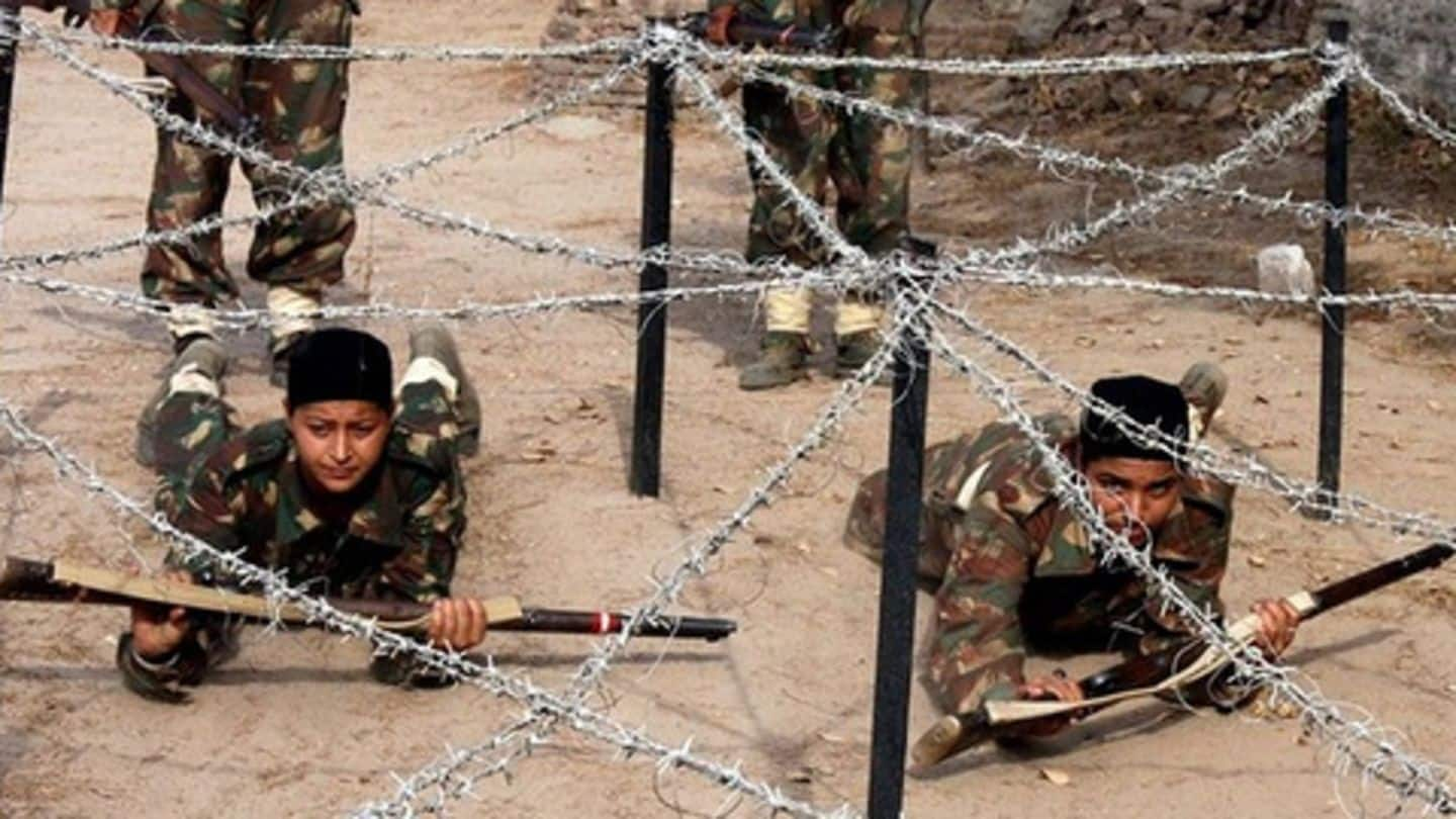 J&K to build 14,000 bunkers to protect residents around LoC