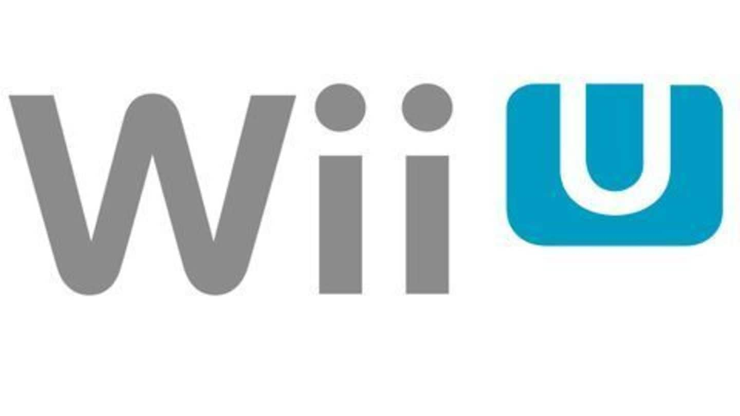 Nintendo signals end for Wii U