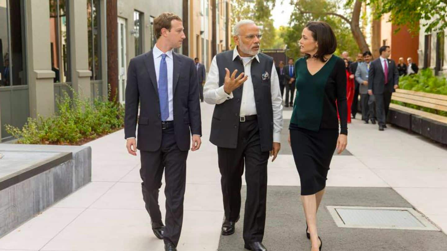 Facebook will maintain integrity of elections in India: Mark Zuckerberg
