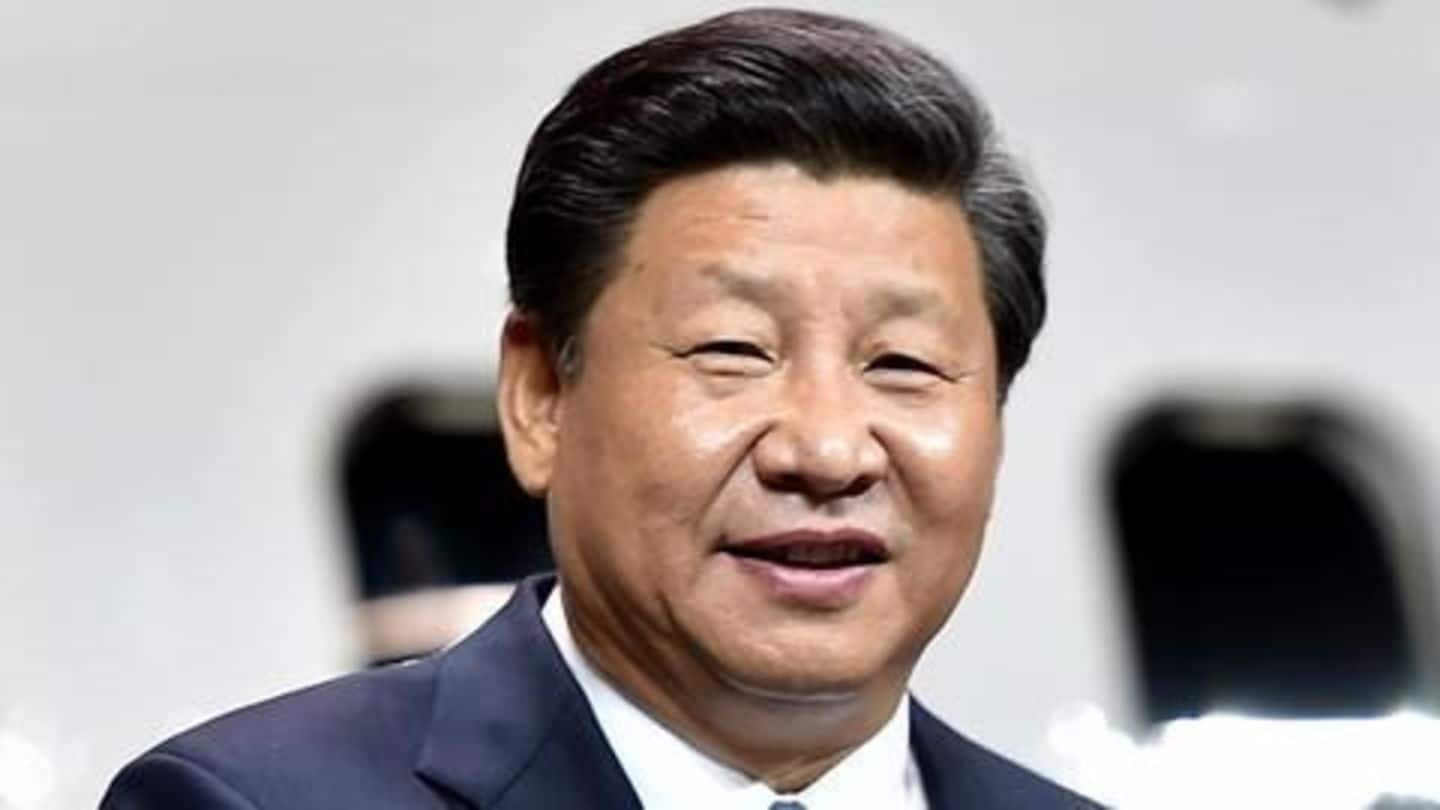 Chinese President made head of new military, civilian reforms committee