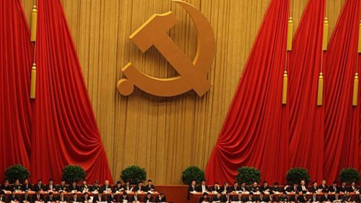 """Xi heralds """"new era"""" for China during Communist Party congress"""