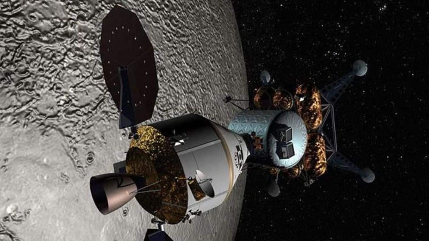 Russia-US to build first-ever space station orbiting Moon