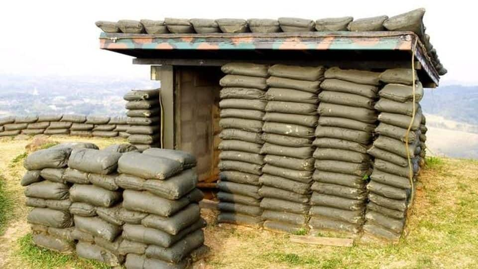 100 bunkers being constructed to protect villagers from Pak shelling